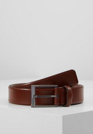 GARNEY - Vyö - medium brown
