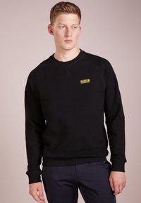 Barbour International - ESSENTIAL CREW  - Sweatshirt - black - 0