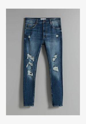 Rissen - Jeans Skinny - dark blue