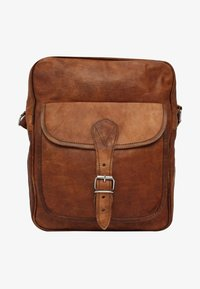 Gusti Leder - ANDIE - Across body bag - brown - 2