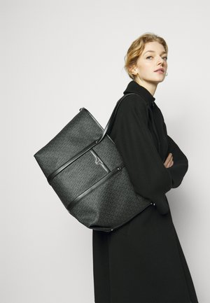 BECKLG TOTE - Tote bag - black