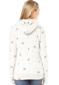 Ragwear - Zip-up hoodie - white - 1