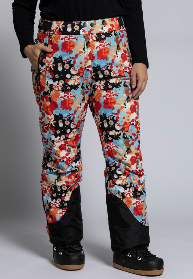 Snow pants - multicolor