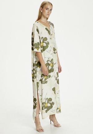 Maxi dress - floral leaf