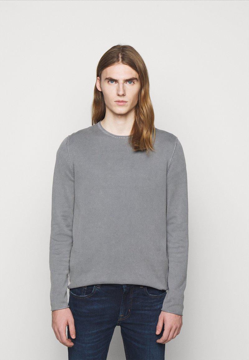 JOOP! Jeans - HOLDEN - Svetr - silver