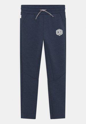 SANTONI - Teplákové kalhoty - dark blue