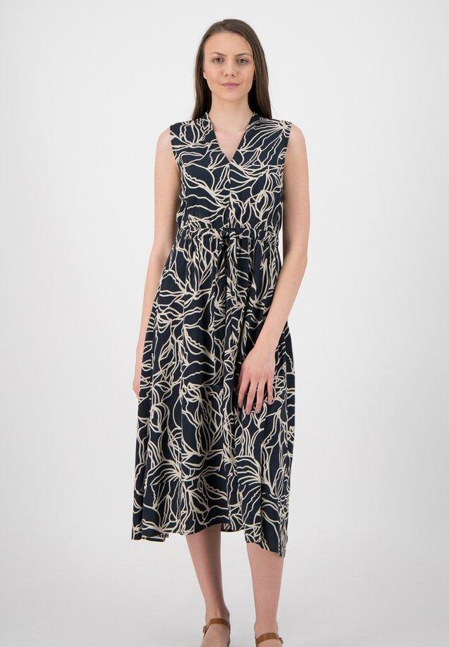 Korte jurk - blue horizon-multicolor
