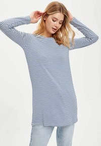 DeFacto - Long sleeved top - navy - 3