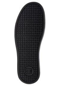 DC Shoes - NET UNISEX - Skeittikengät - black/grey/grey - 4