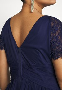 Little Mistress Curvy - MAXI TRIMS - Occasion wear - navy - 7