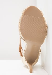Anna Field - Højhælede sandaletter / Højhælede sandaler - gold - 5