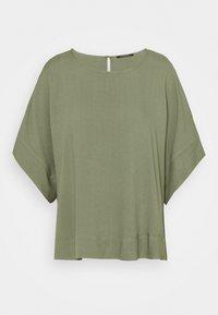 Bruuns Bazaar - HALAH NINI BLOUSE - Bluse - moss - 0