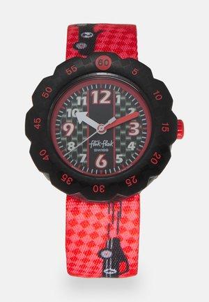 3 2 1 GO ! UNISEX - Watch - red