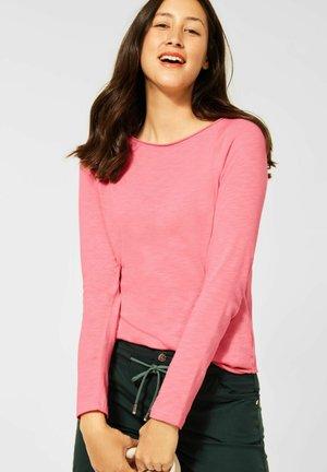 LÄSSIGEM LOOK - Long sleeved top - rosa