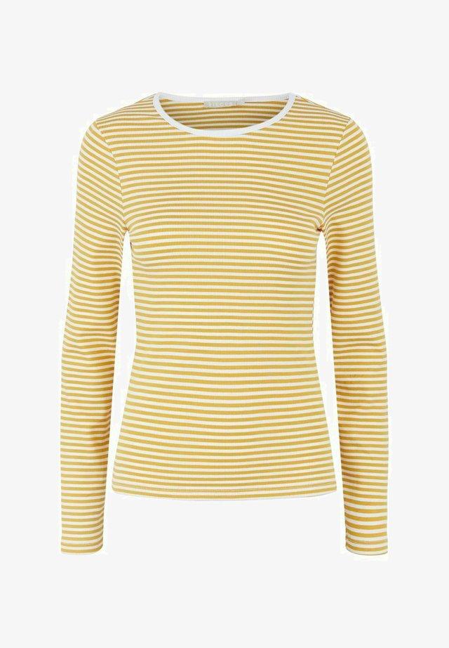Camiseta de manga larga - nugget gold