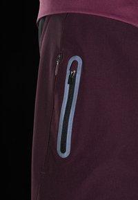 Craft - HALE SHORTS - Sportovní kraťasy - hickory black - 6