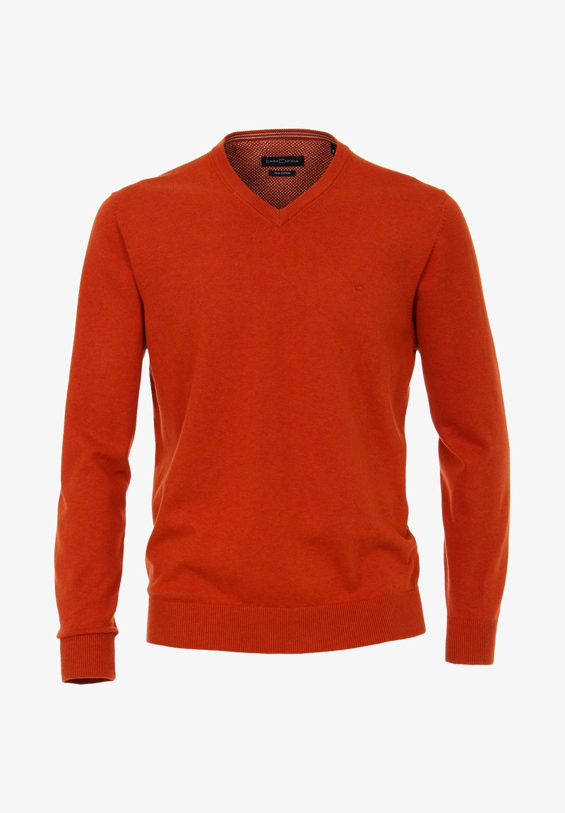 CASAMODA - Jumper - orange