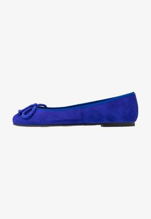 ANGELIS - Ballet pumps - azulon