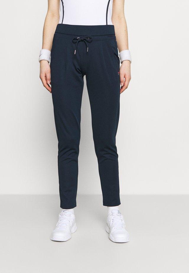 PANT CANDICE - Teplákové kalhoty - peacoat blue