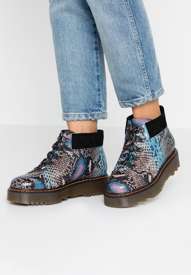 ICE BREAKER PLUS - Ankle boots - multicolor
