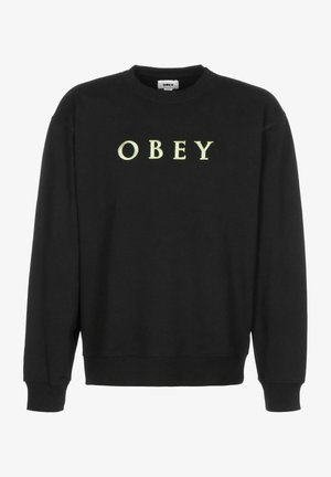NOUVELLE  - Sweatshirt - black