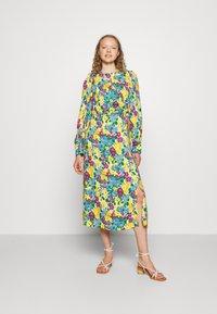 Closet - A-LINE DRESS - Day dress - yellow - 1