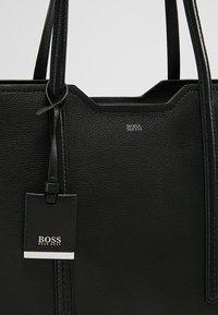BOSS - TAYLOR SHOPPER - Tote bag - black - 6