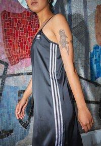 adidas Originals - DRESS - Day dress - black - 2