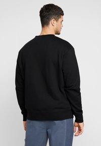 Mennace - TRIPLE SIGNATURE  - Sweatshirt - black - 2