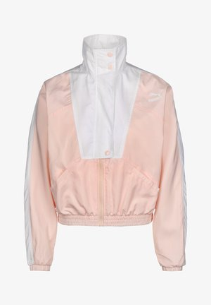 TRACK JACKET - Training jacket - light pink