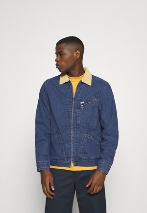 JACKET - Denim jacket - mid jelt