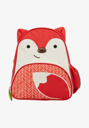 ZOO BACKPACK FOX - Ryggsäck - orange
