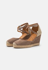 Unisa - CELULA - Platform sandals - funghi - 2