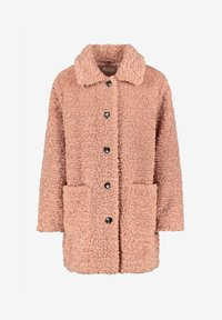 Next - Winter coat - pink - 1