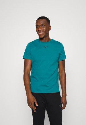 KATAKANA TEE - T-shirt print - harbor blue