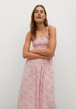 ROSA-H - Denní šaty - rosa pallido