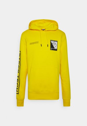 STEEP TECH LOGO HOODIE UNISEX - Huppari - lightning yellow