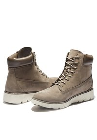 Timberland - KEELEY  - Lace-up ankle boots - olive nubuck - 2