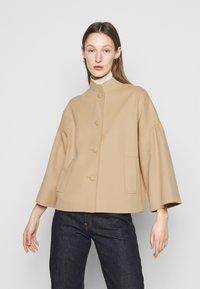 WEEKEND MaxMara - Summer jacket - kamel - 0