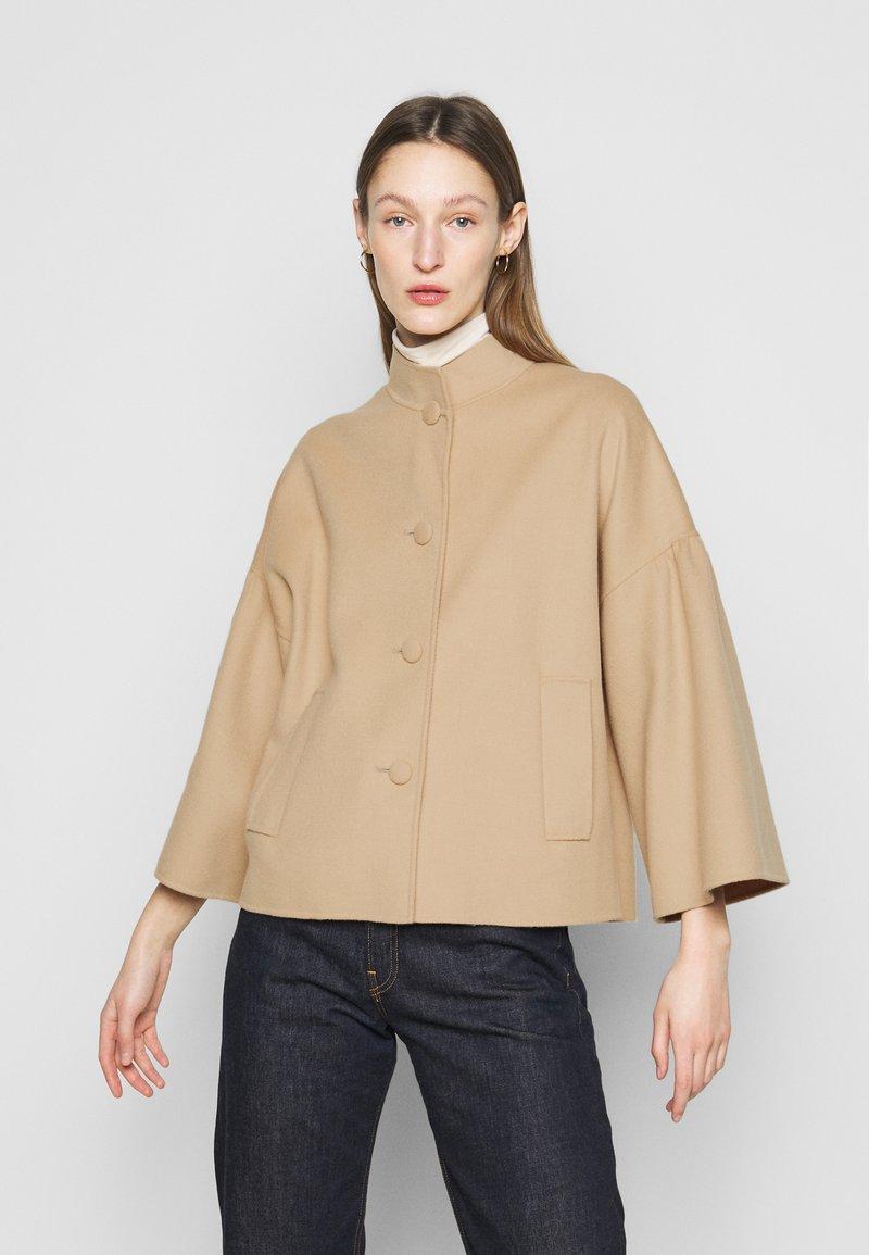WEEKEND MaxMara - Summer jacket - kamel