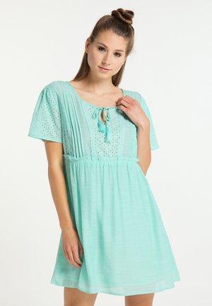 Vestido informal - türkis