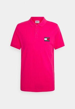 BADGE LIGHTWEIGHT - Polo shirt - pink