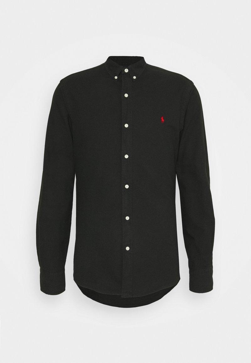 Polo Ralph Lauren - OXFORD SLIM FIT - Koszula - black