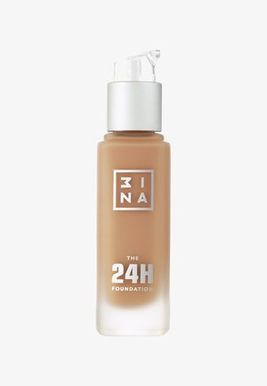 3INA MAKEUP THE 24H FOUNDATION - Foundation - 621 light nut brown