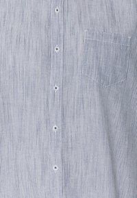 Shine Original - STRIPED STRUCTURE SHIRT - Shirt - navy - 2