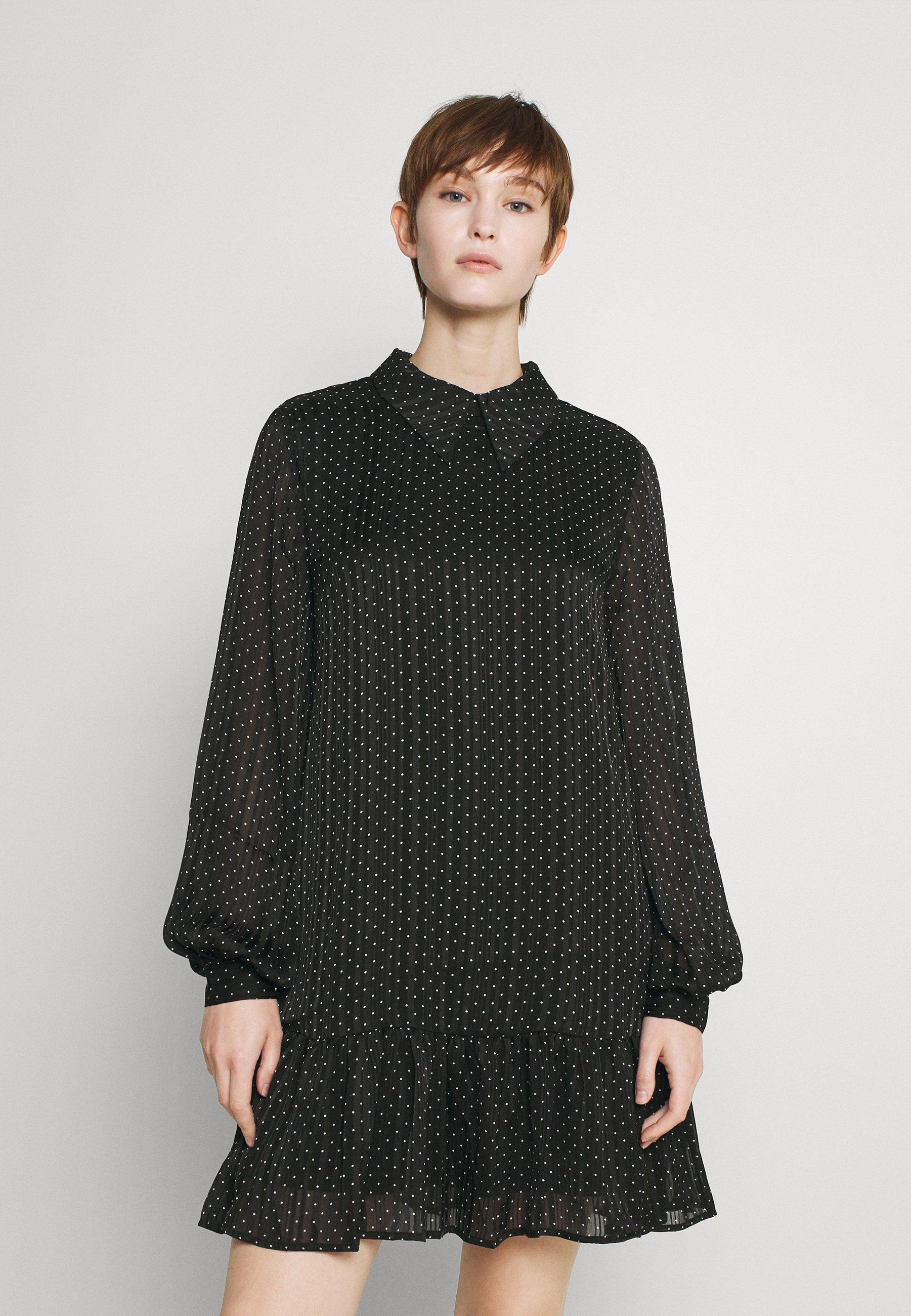 Women JDYRENNA ABOVE KNEE DRESS - Day dress