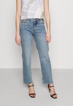 LI - Jeans straight leg - caspian mid blue
