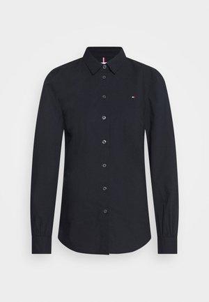 LACIE - Button-down blouse - dark blue