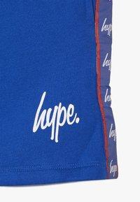 Hype - TAPED - Teplákové kalhoty - blue - 3