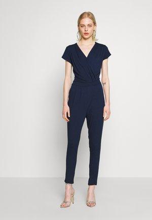 VIDELL - Jumpsuit - navy blazer